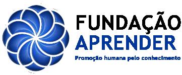 Logo da Fundação Aprender
